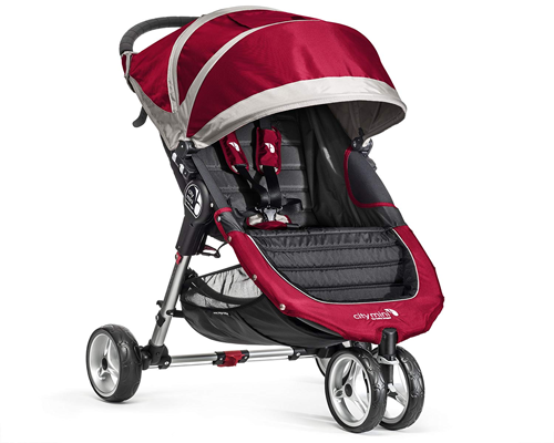 Baby Jogger City Mini Stroller 500x400