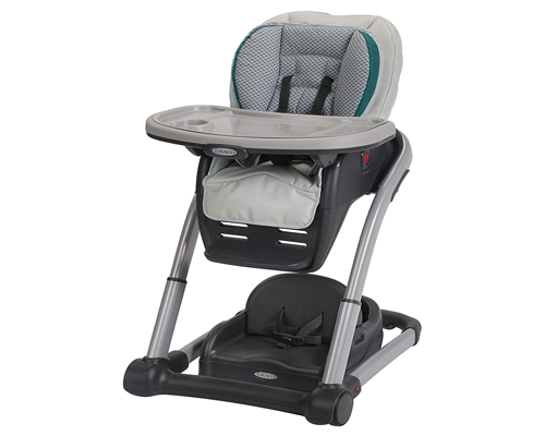 Graco Blossom 6-in-1 Convertible Highchair 500x400