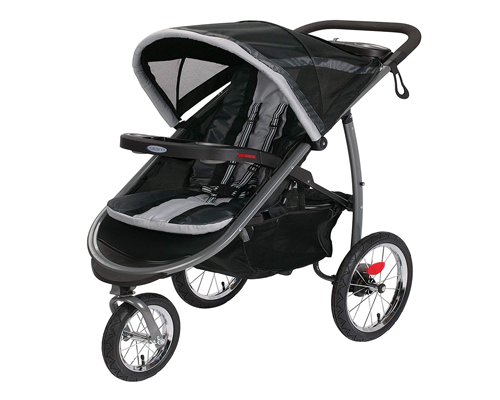 Graco FastAction Fold Stroller 500x400