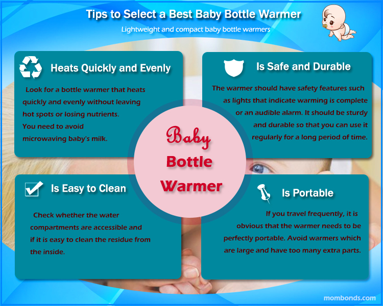 Tips to Select a Best Baby Bottle Warmer