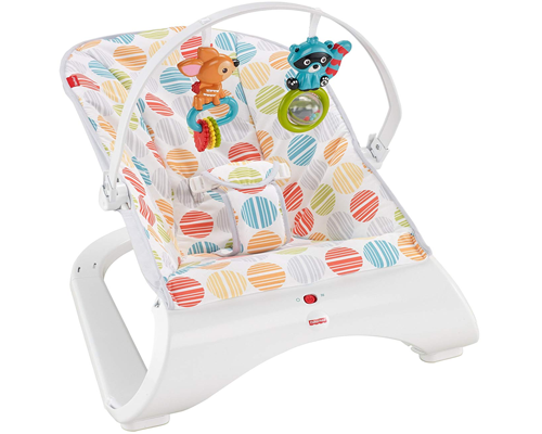 Fisher-Price Curve Bouncer 500x400
