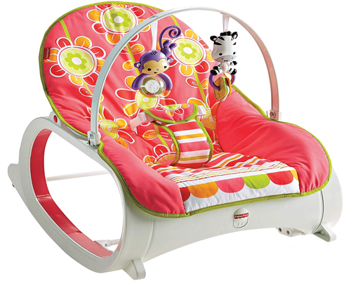 Fisher Price Infant to Toddler Rocker Bouncer 500x400