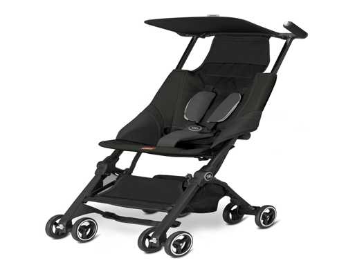 GB Pockit Lightweight Stroller 500x400