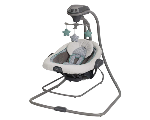 Graco DuetConnect LX Swing and Bouncer 500x400
