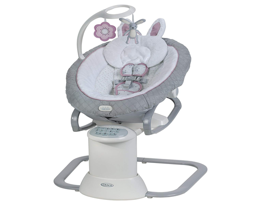 Graco EveryWay Soother with Removable Rocker 500x400