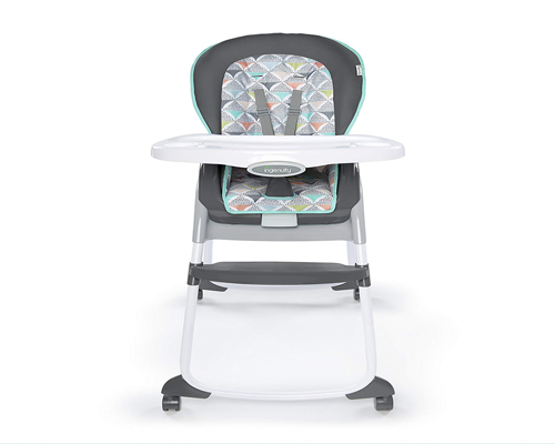 Ingenuity SmartClean Trio 3-in-1 High Chair 500x400