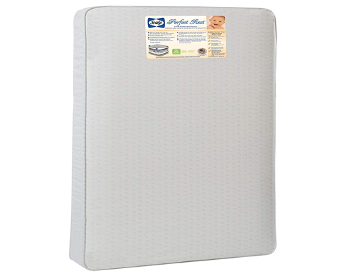 Sealy Perfect Rest Toddler Mattress 500x400